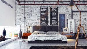 5 Inspirasi Tema Favorit untuk Kamar Tidur Kaum Urban