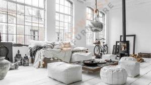 9 Inspirasi Desain Kamar Tidur Skandinavian