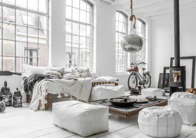 10 - Inspirasi Desain Kamar Tidur Skandinavian